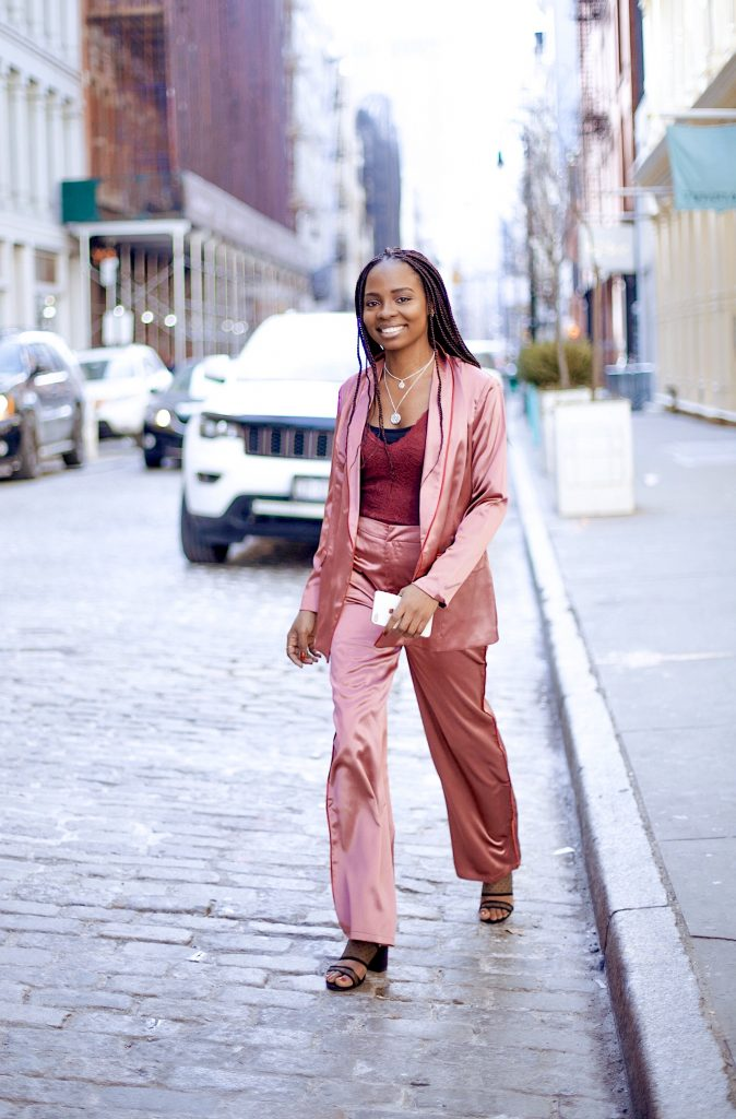 HOW TO WEAR MATCHING SETS   Love Igho