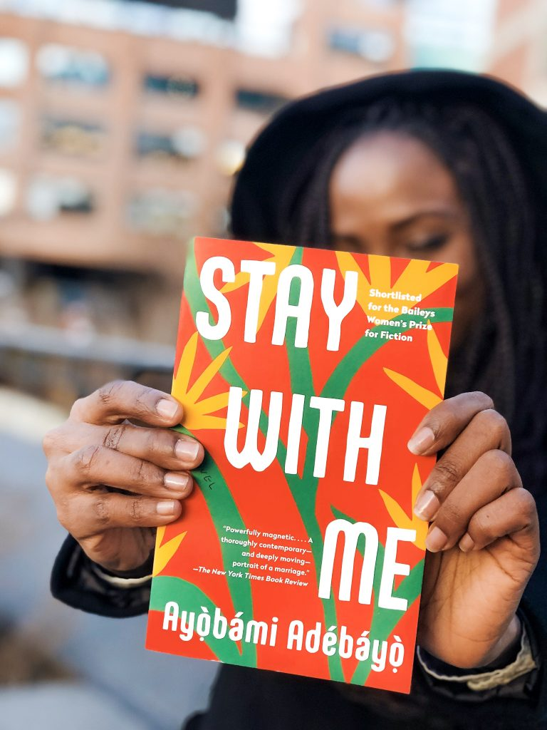 Stay with me by Ayobami Adebayo | Love Igho