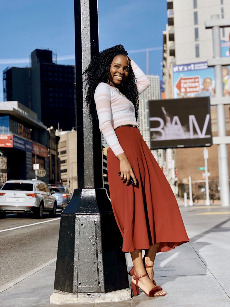 3 REASONS TO LOVE MIDI-SKIRTS | Love Igho