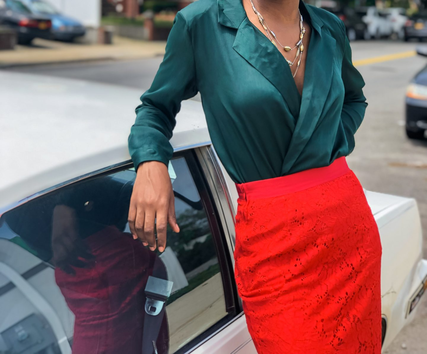 Color Combinations: Red + Green | Love Igho