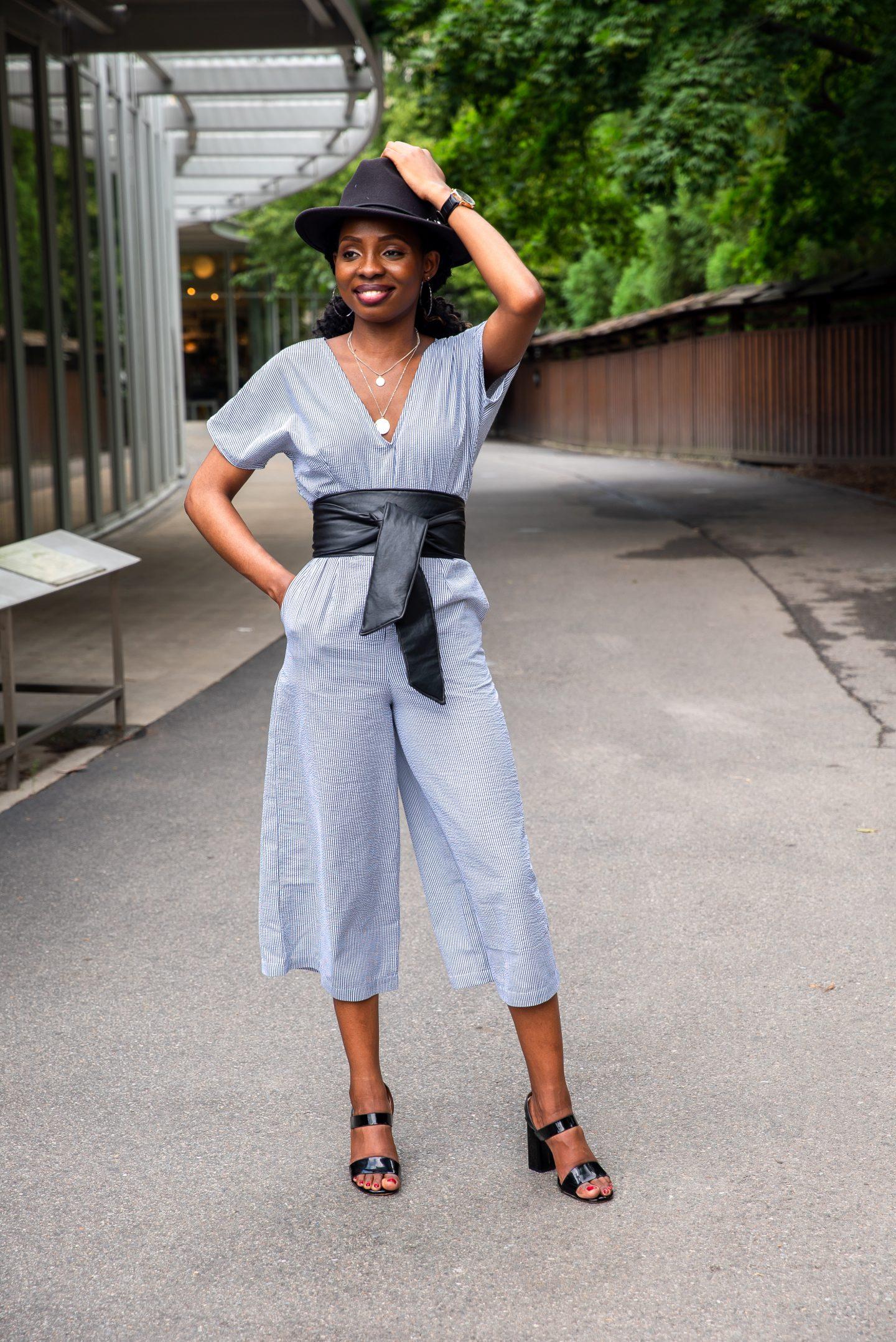 Easy DIY Linen Jumpsuit | Love Igho
