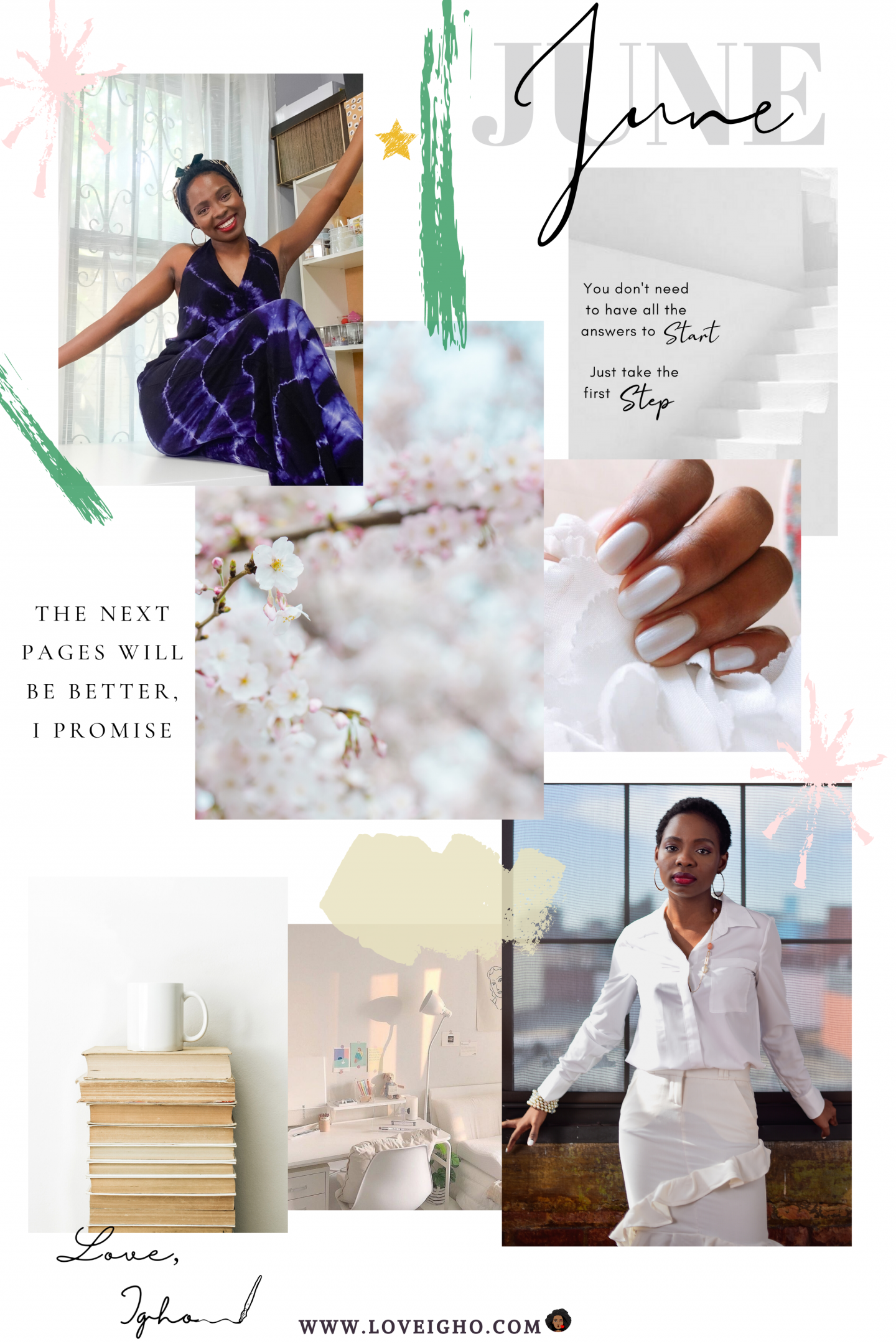June Journal 2020 | Love Igho